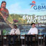 DAP hosts 61st APO Governing Body Meeting